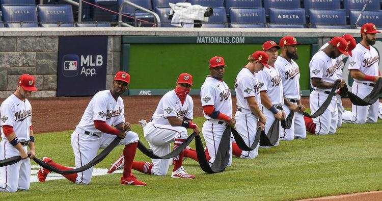 Royals must suffer for woke MLB