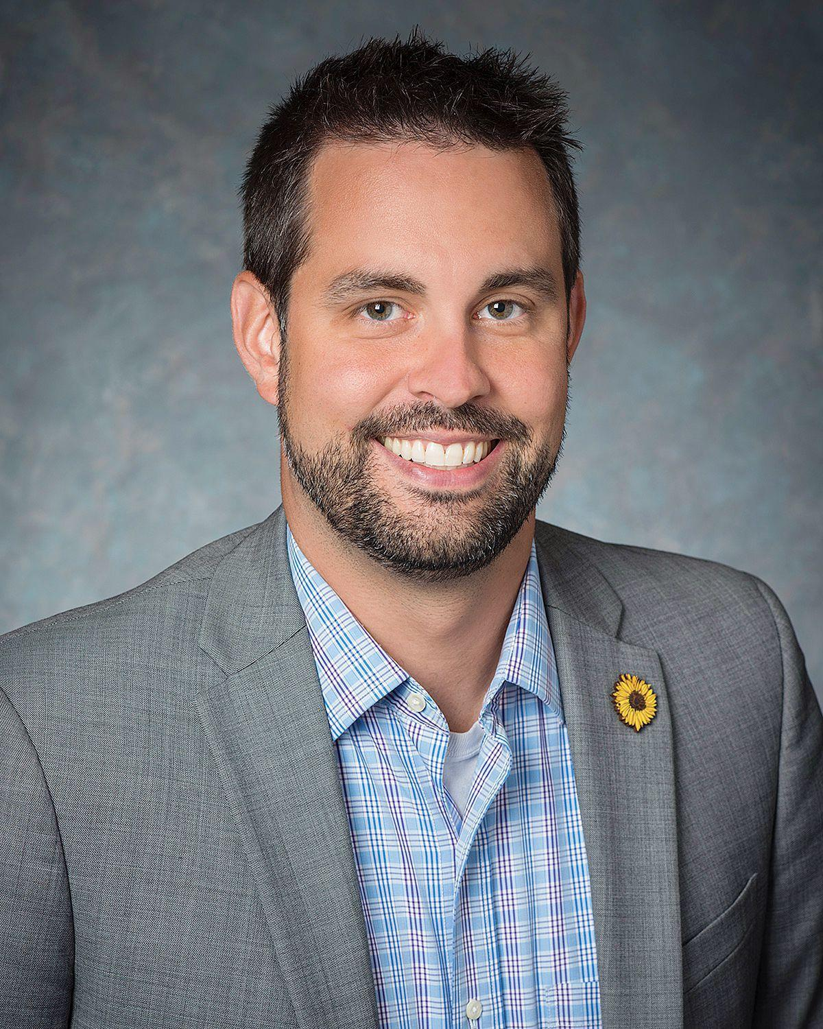 Samsel, Kansas State Rep. for 5th District, charged with battery after classroom incident