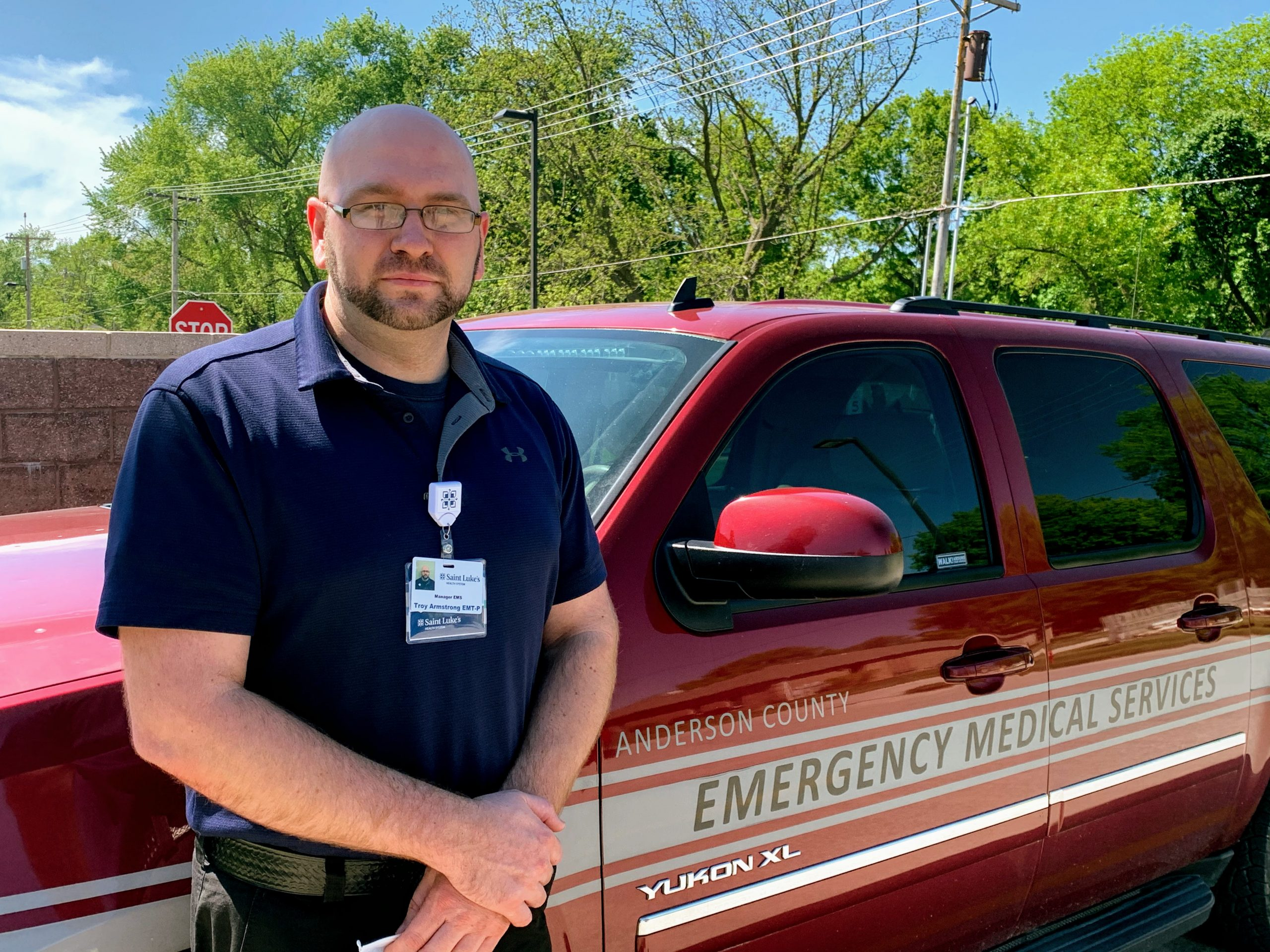 New county EMS head will aim at staffing, developing young talent for careers in emergency service disciplines